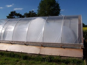 Bubble%20Greenhouse Chris Marrons Perpetual Harvest Greenhouse System