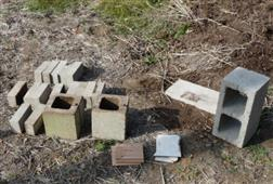 Rocket Stove Bricks