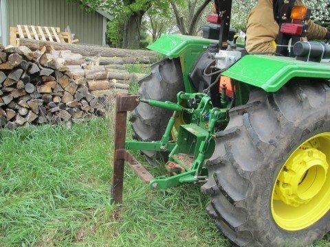 Subsoil Keyline Plow