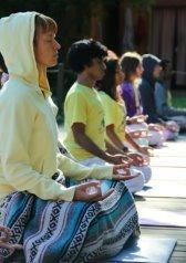 Sivananda Yoga Practice